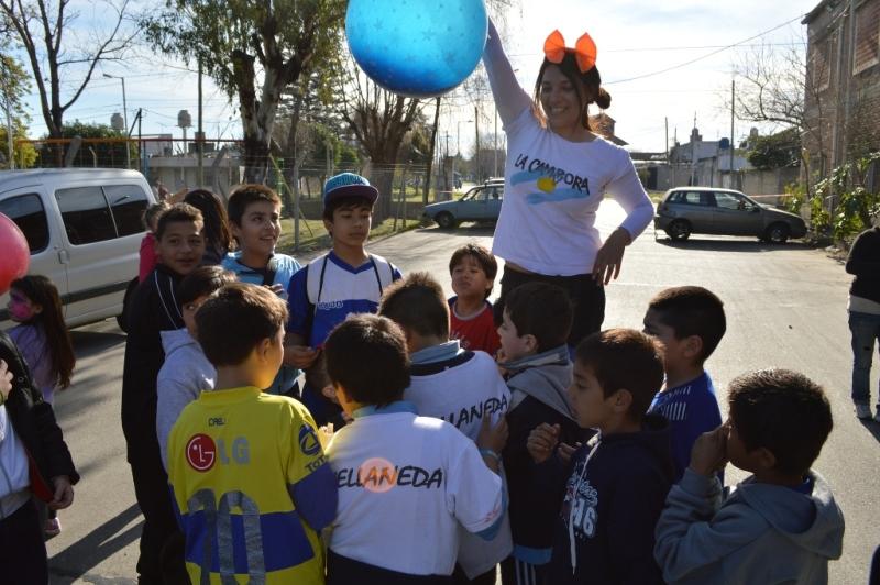 AVELLANEDA - Día del niño en Club Juan Cruz Varela (38)