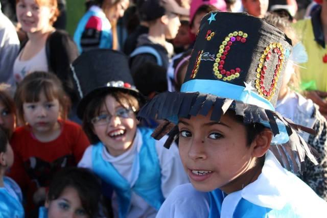LOMAS DE ZAMORA - Día del niño en Santa Marta (4)
