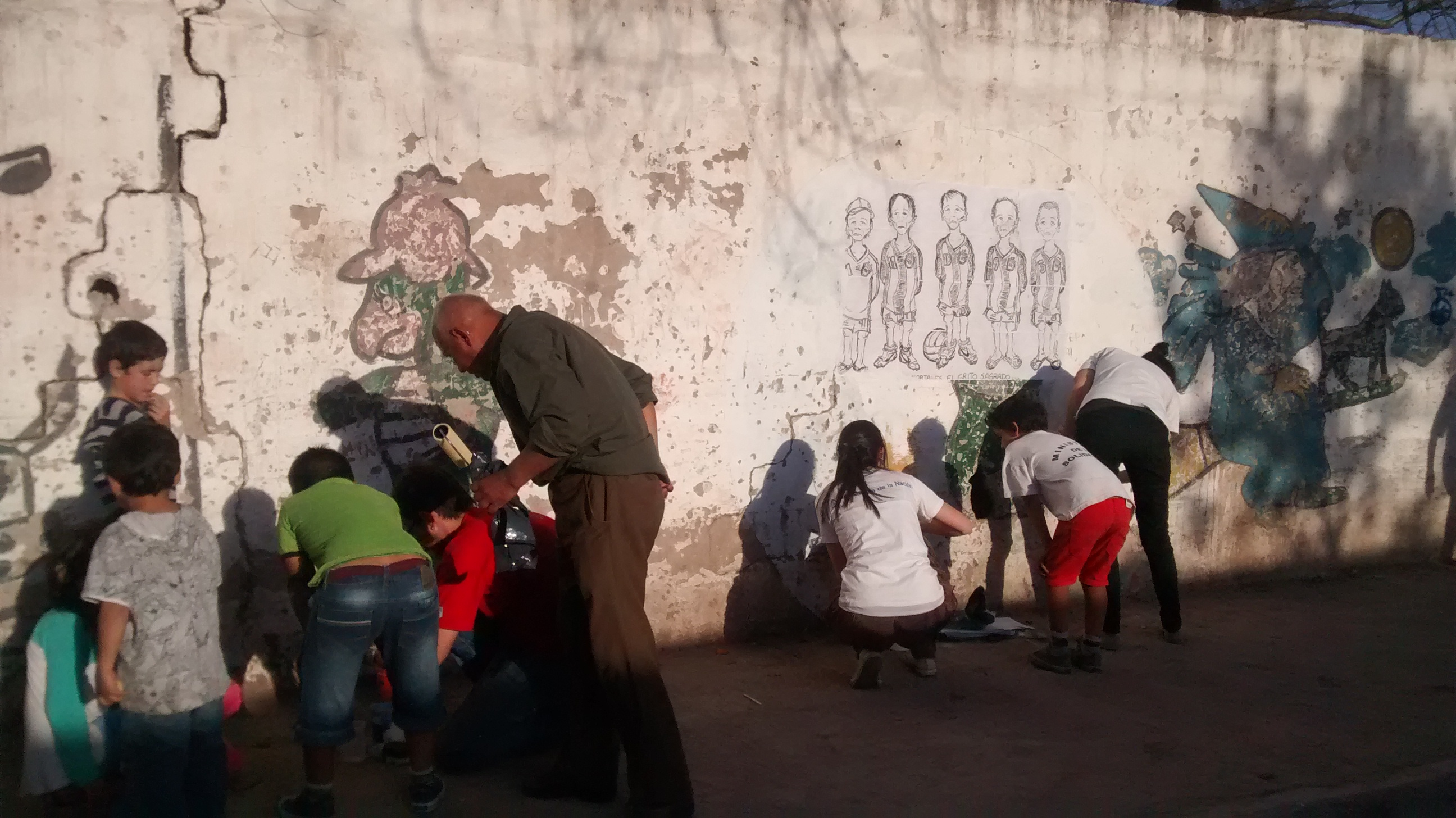 Pintó la Historia - Cba 09