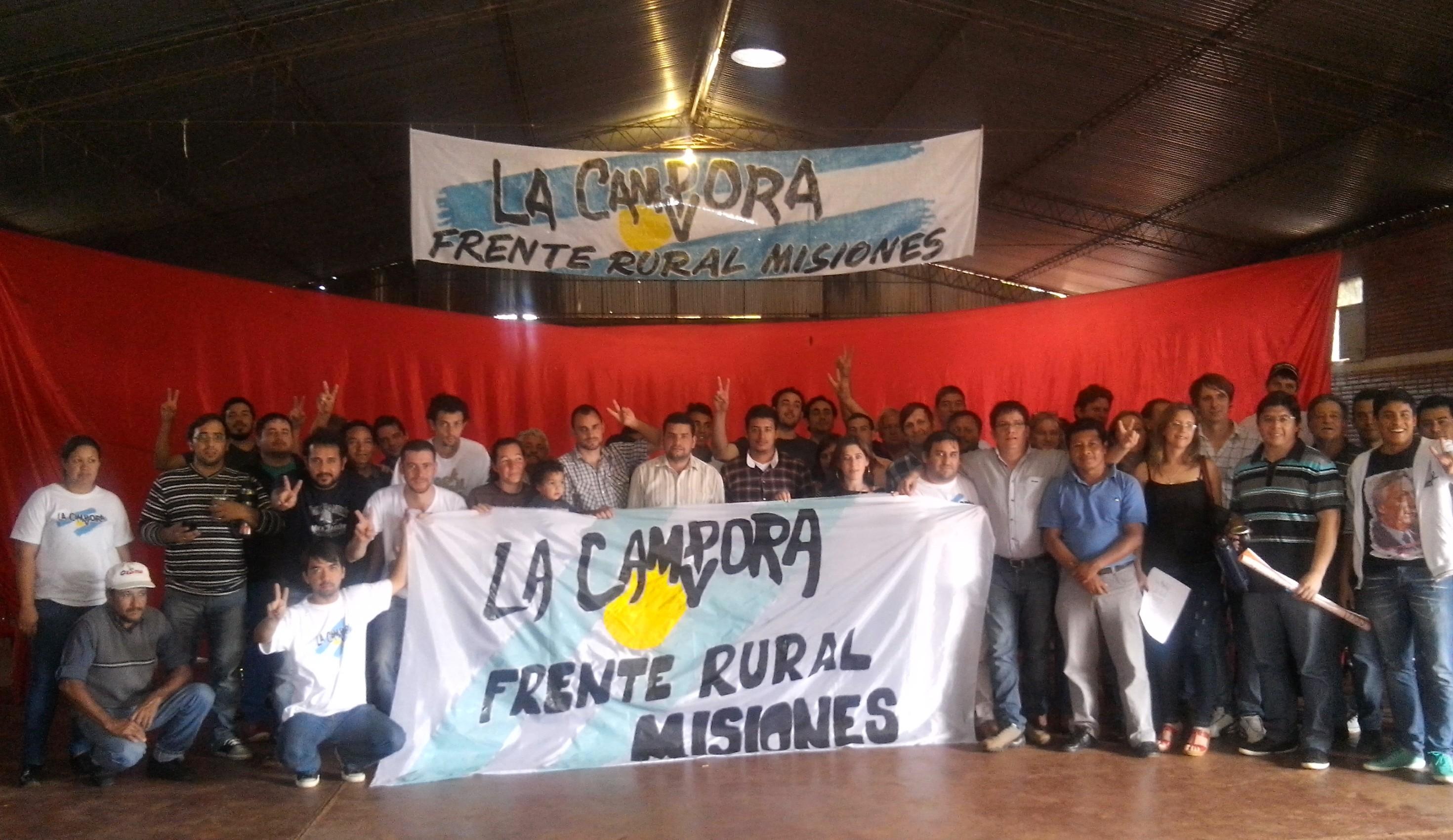 Frente Rural Misiones