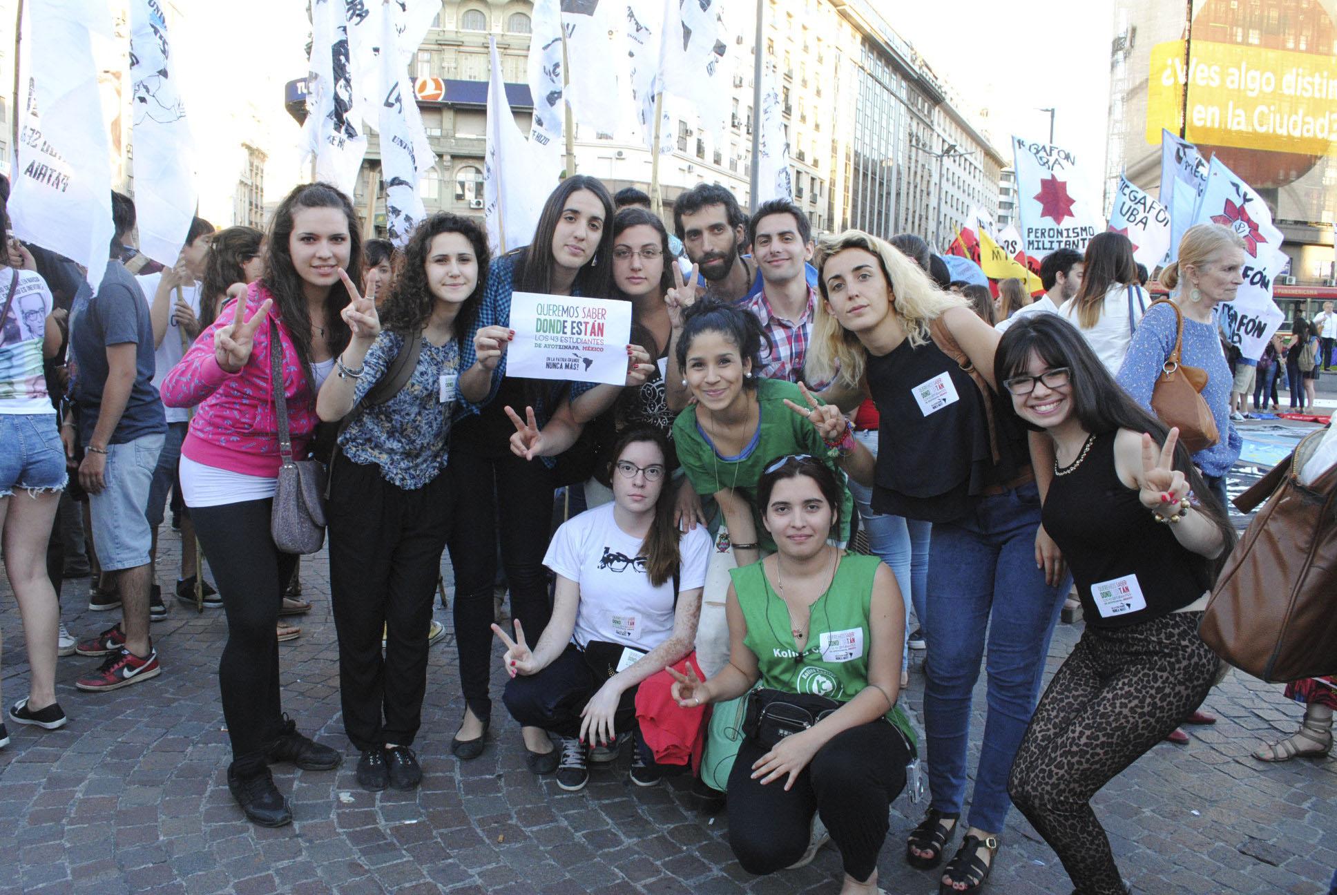 Marcha43MexicoDesaparecidos_4