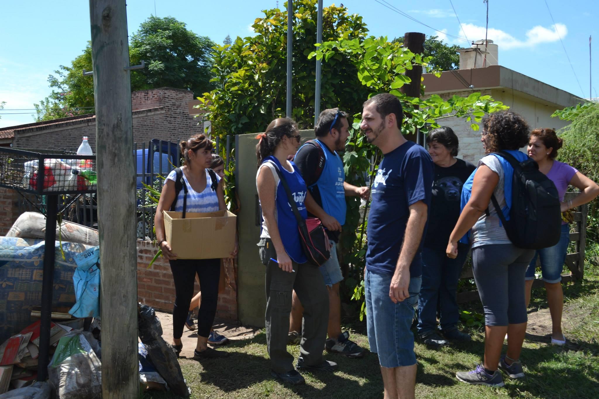 Córdoba solidario y organizado