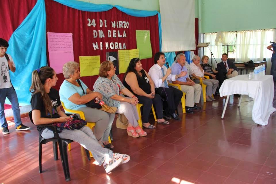 Charla debate en Catamarca