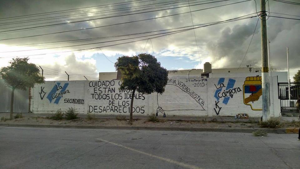 Mural Chubut