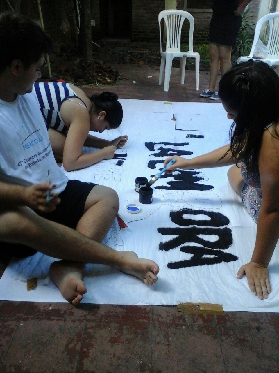 Parana pintadas