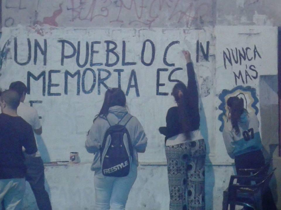 Santa Fe Mural