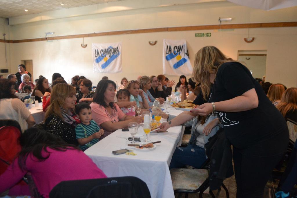 Dia de la mujer en Rio Gallegos