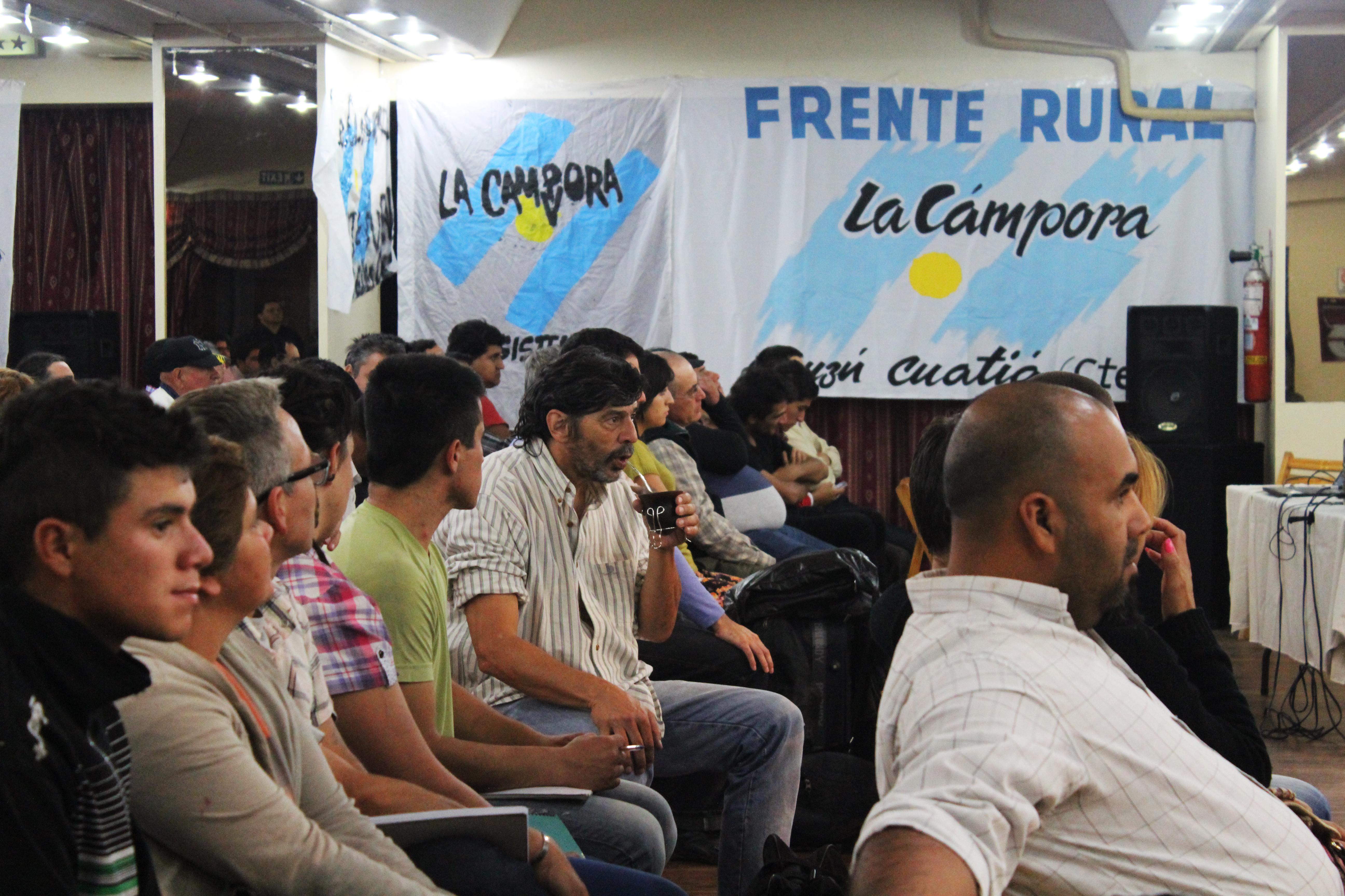 Encuentro Frente Rural Nacional