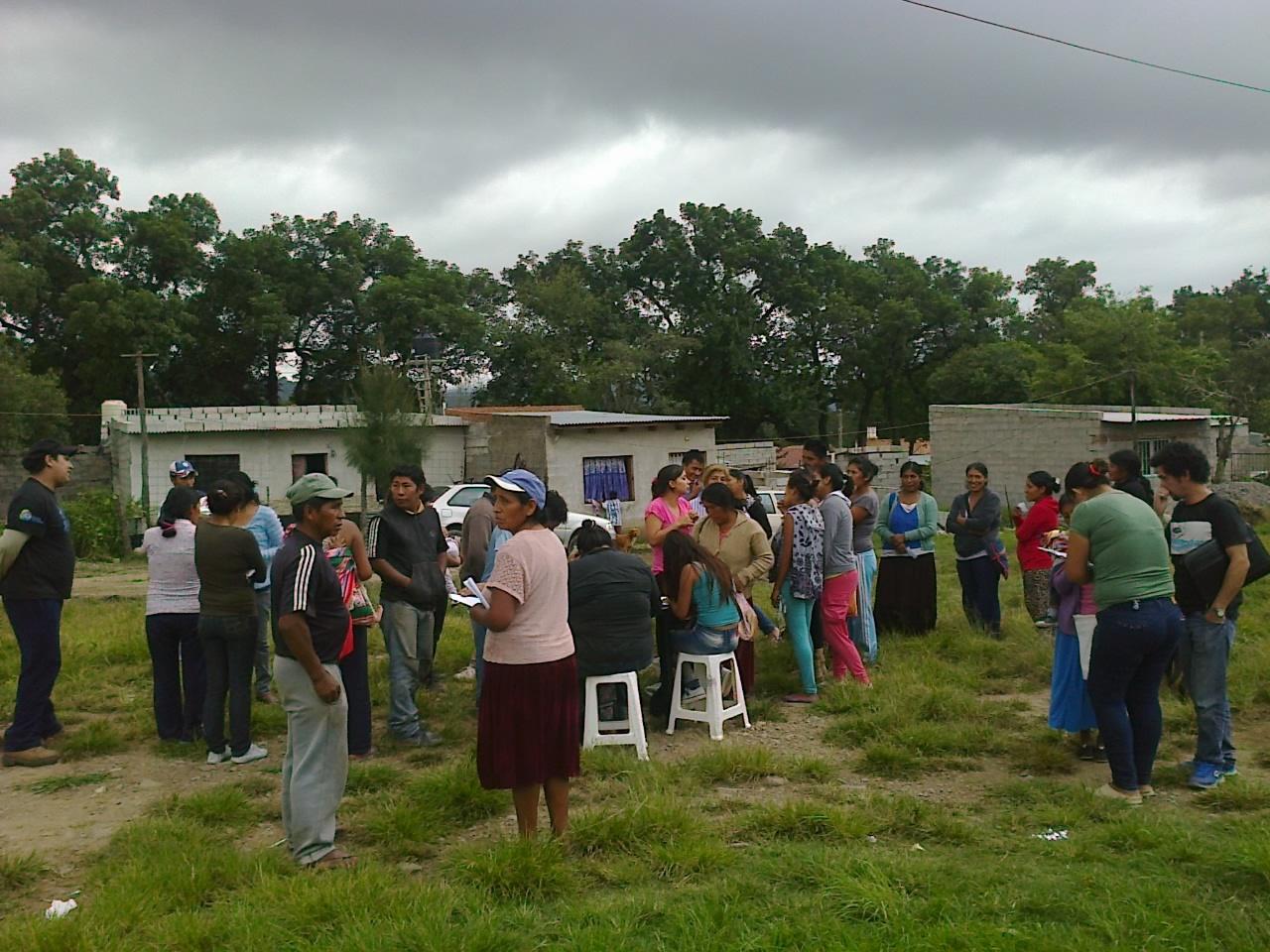 JUJUY - S an Salvador de Jujuy -Asentamiento tres  Agosto - Los Huaicos