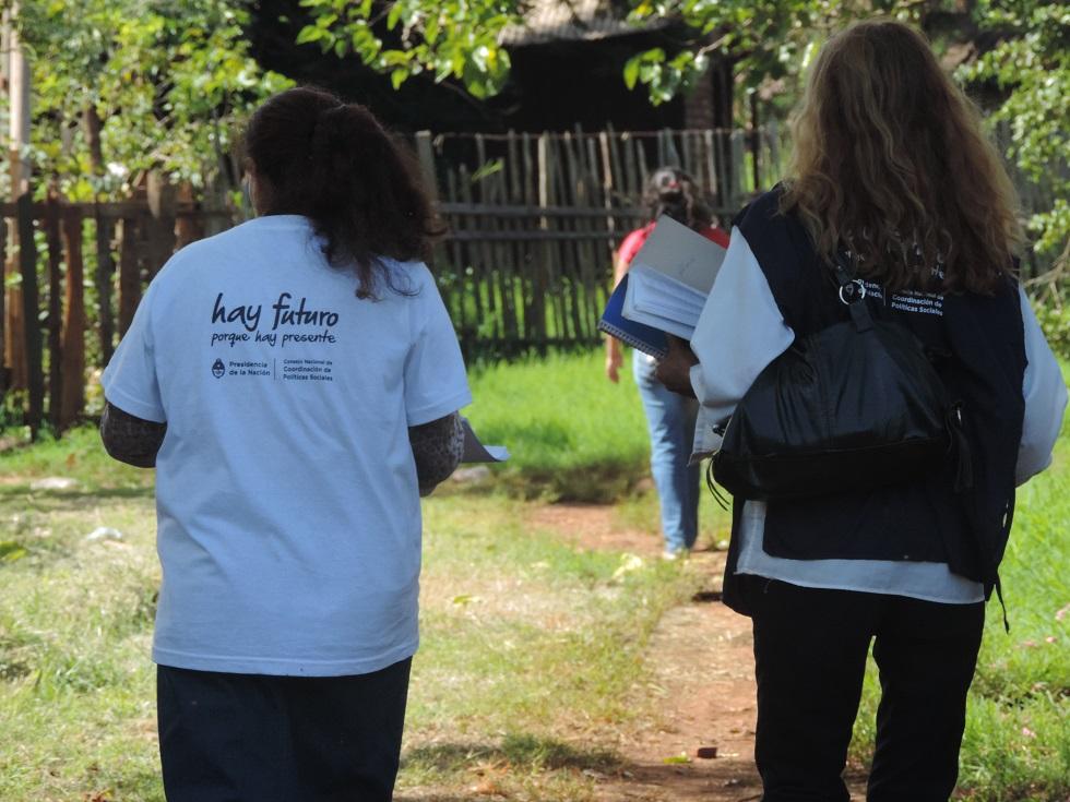 Misiones en los barrios