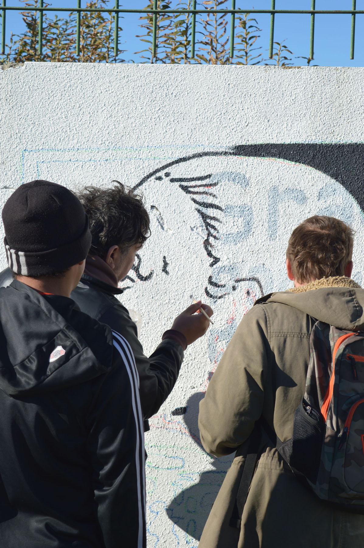 El Calafate Mural