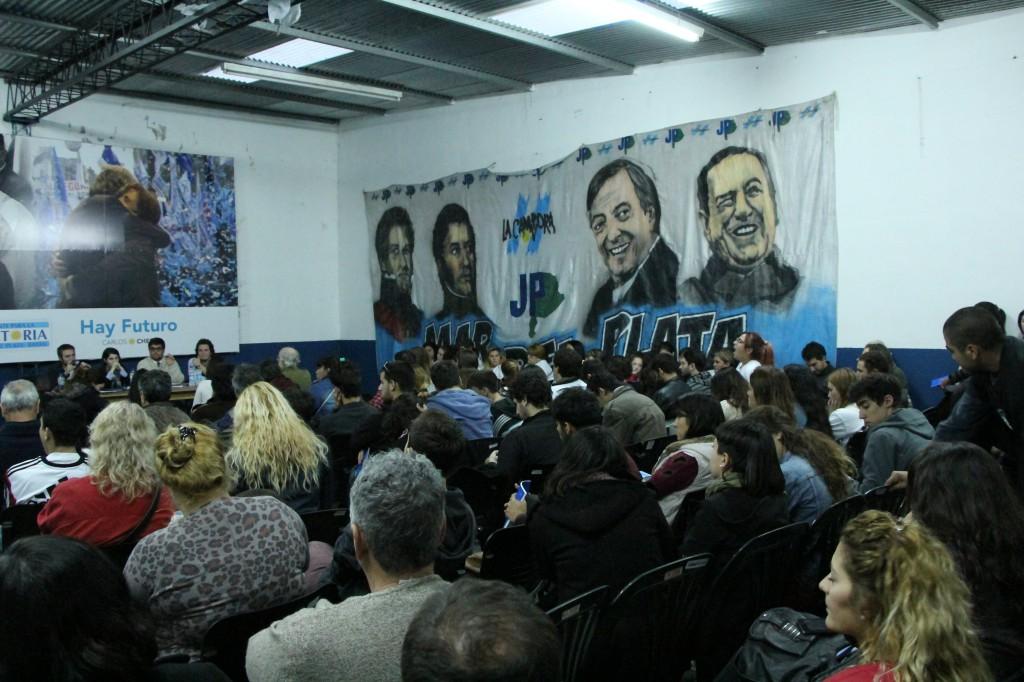 Jornada Patria Grande MDQ (2)