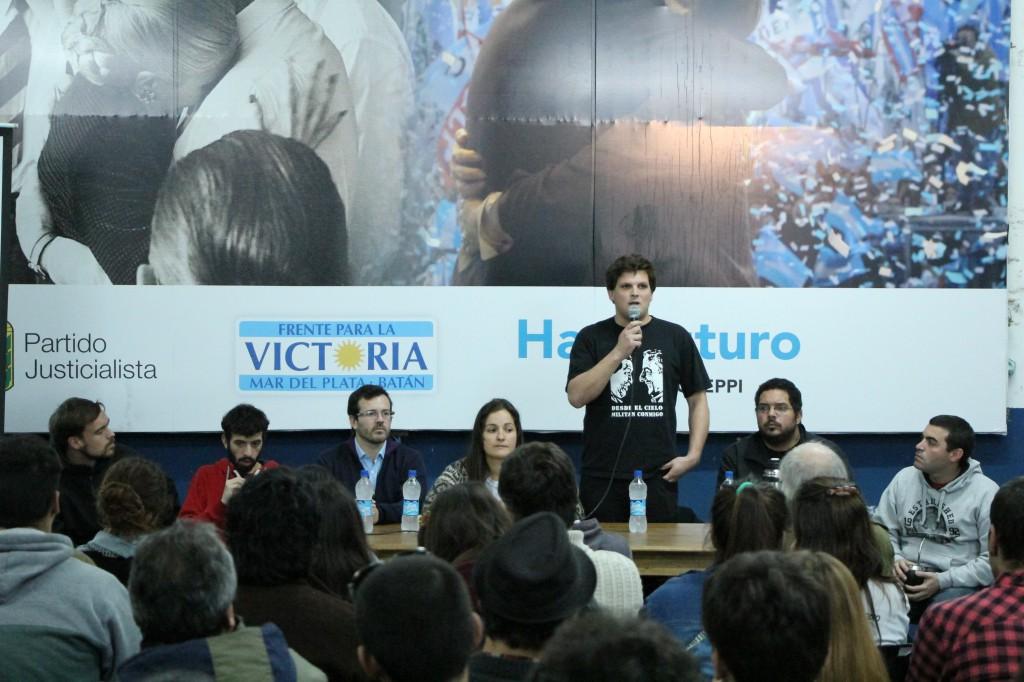 Jornada Patria Grande MDQ (6)