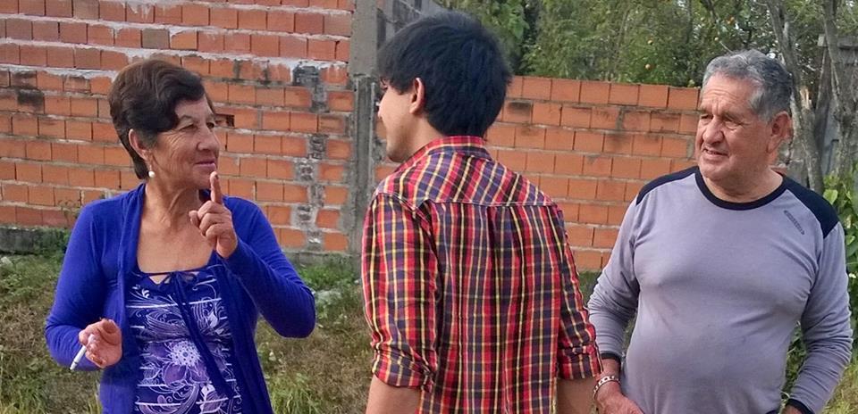 La juventud en Esquina Corrientes