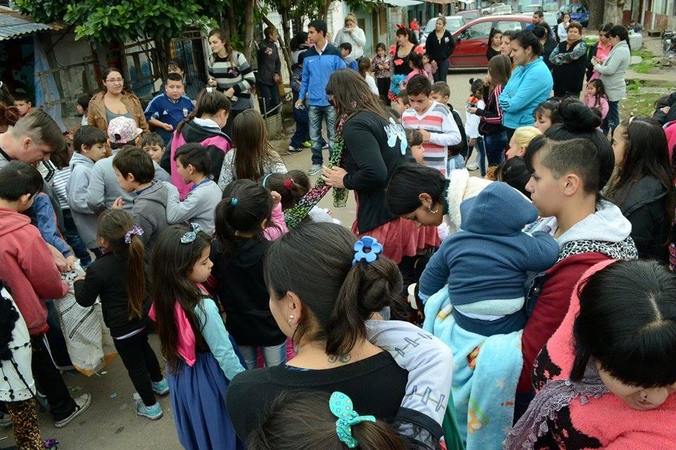 Santa Fe día del niño