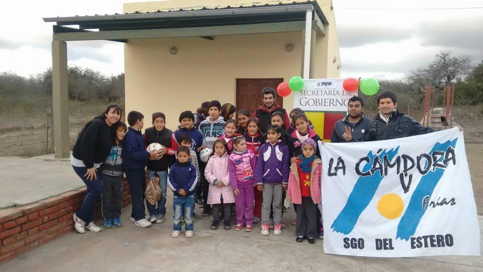 Santiago del Estero día del niño