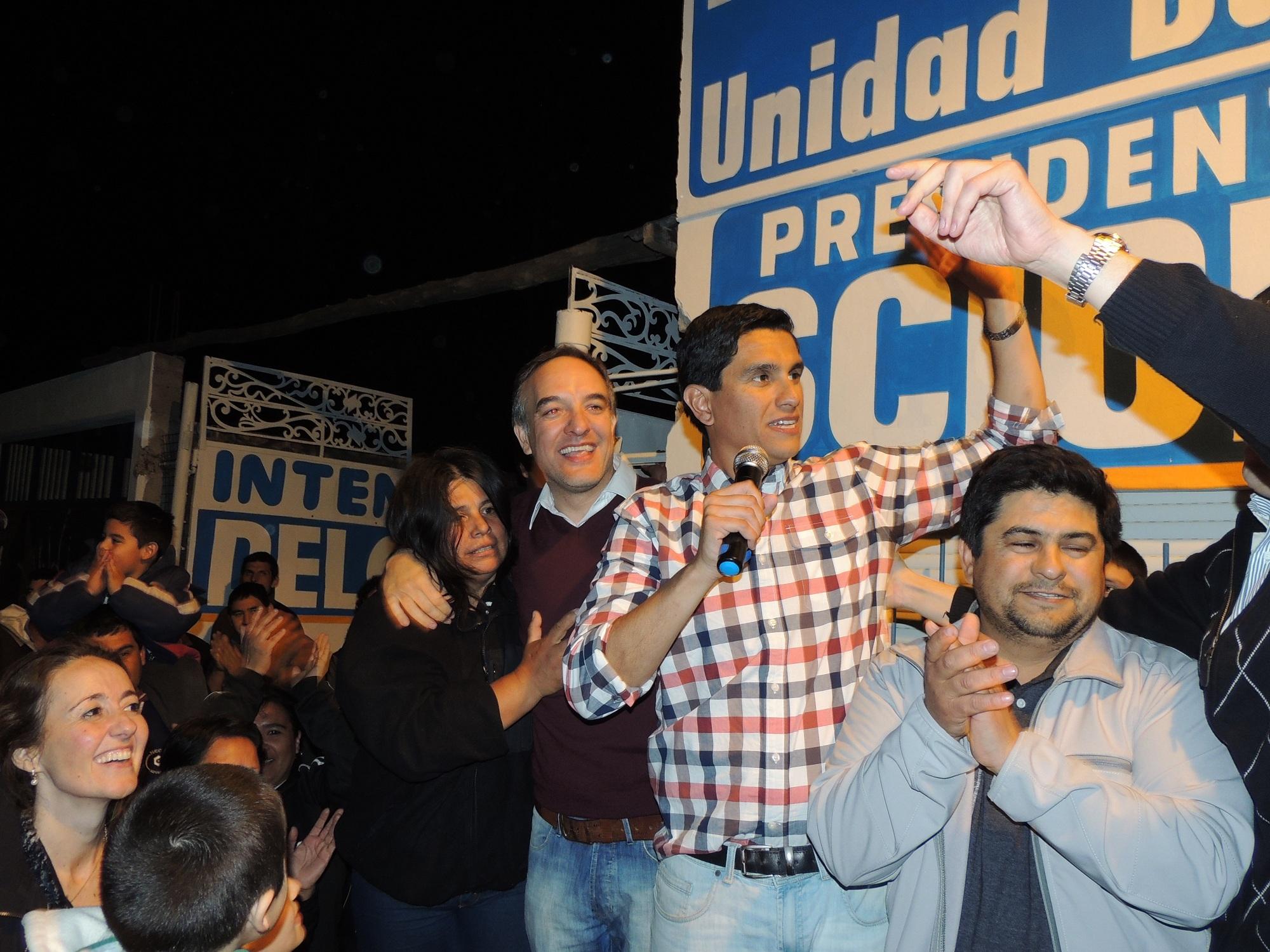 Triunfo en Luis Beltran