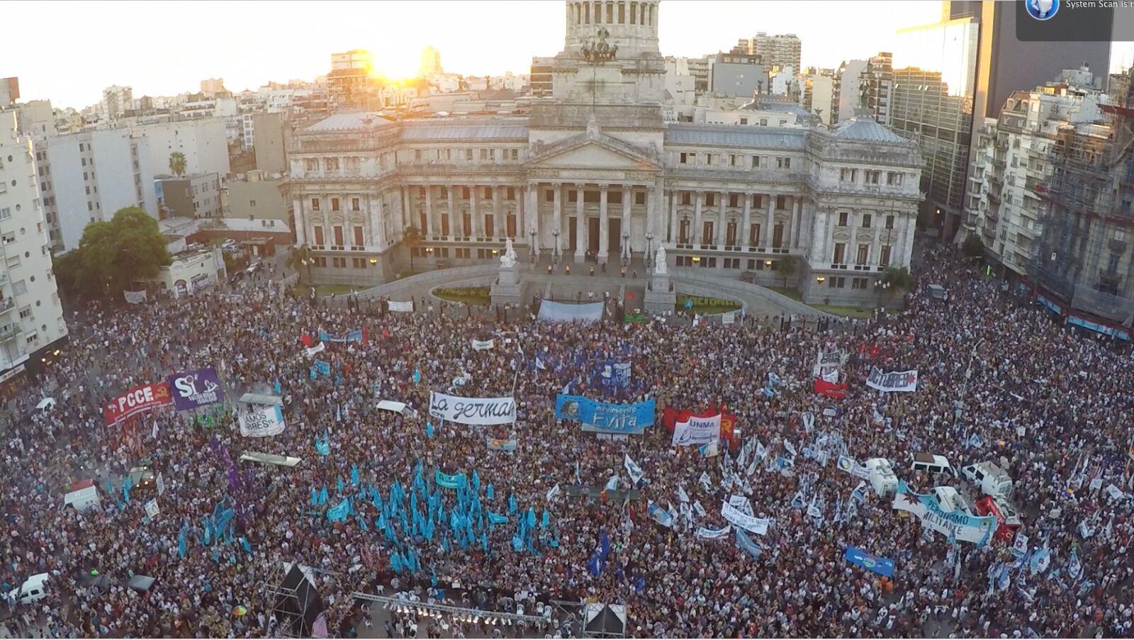 Plaza de los Dos Congresos