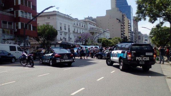 Protesta de cooperativistas ExEsma