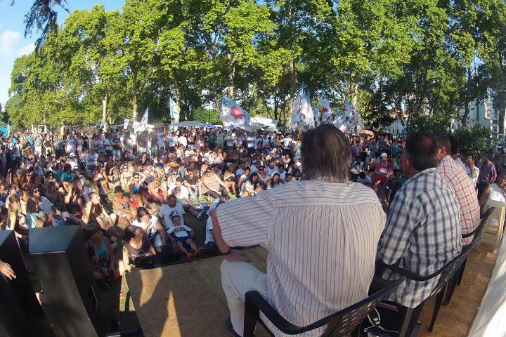 """Por la liberación de Milagro Sala: """"Ningún preso político en democracia"""""""