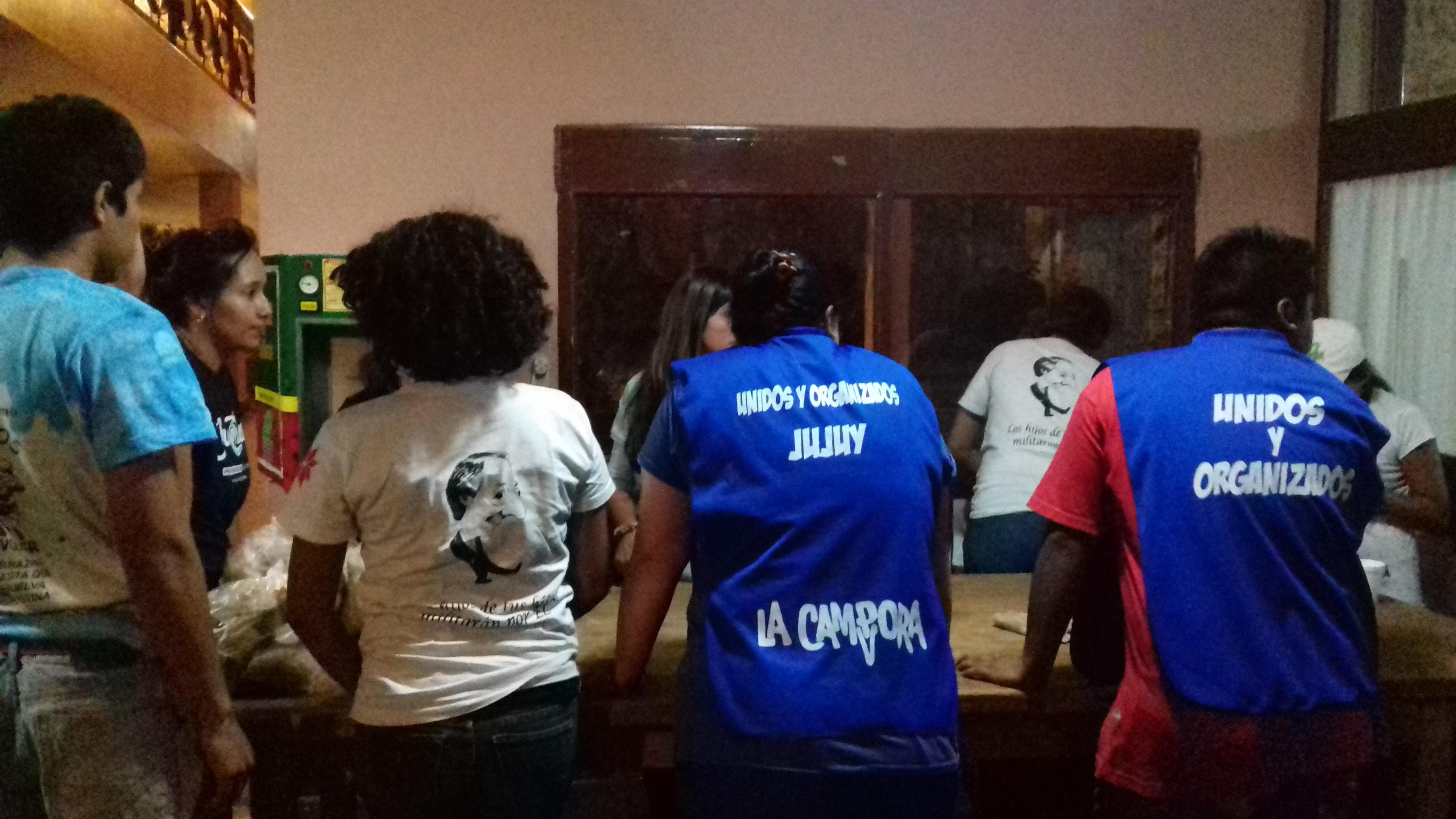 Jornada Solidaria en Tilcara
