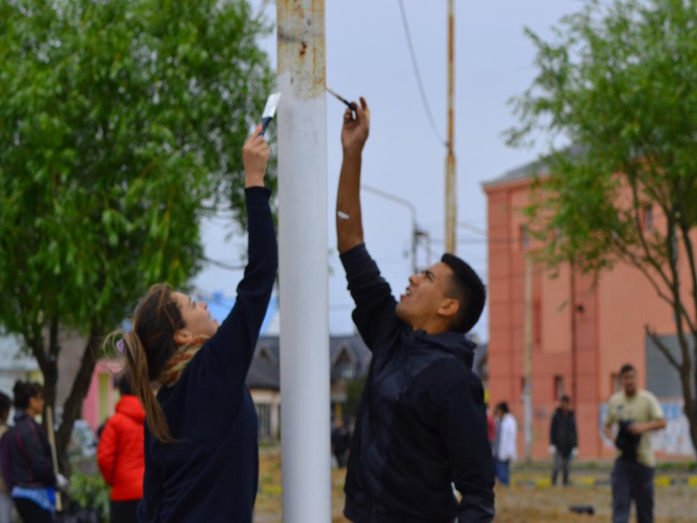 Jornada Solidaria Río Gallegos