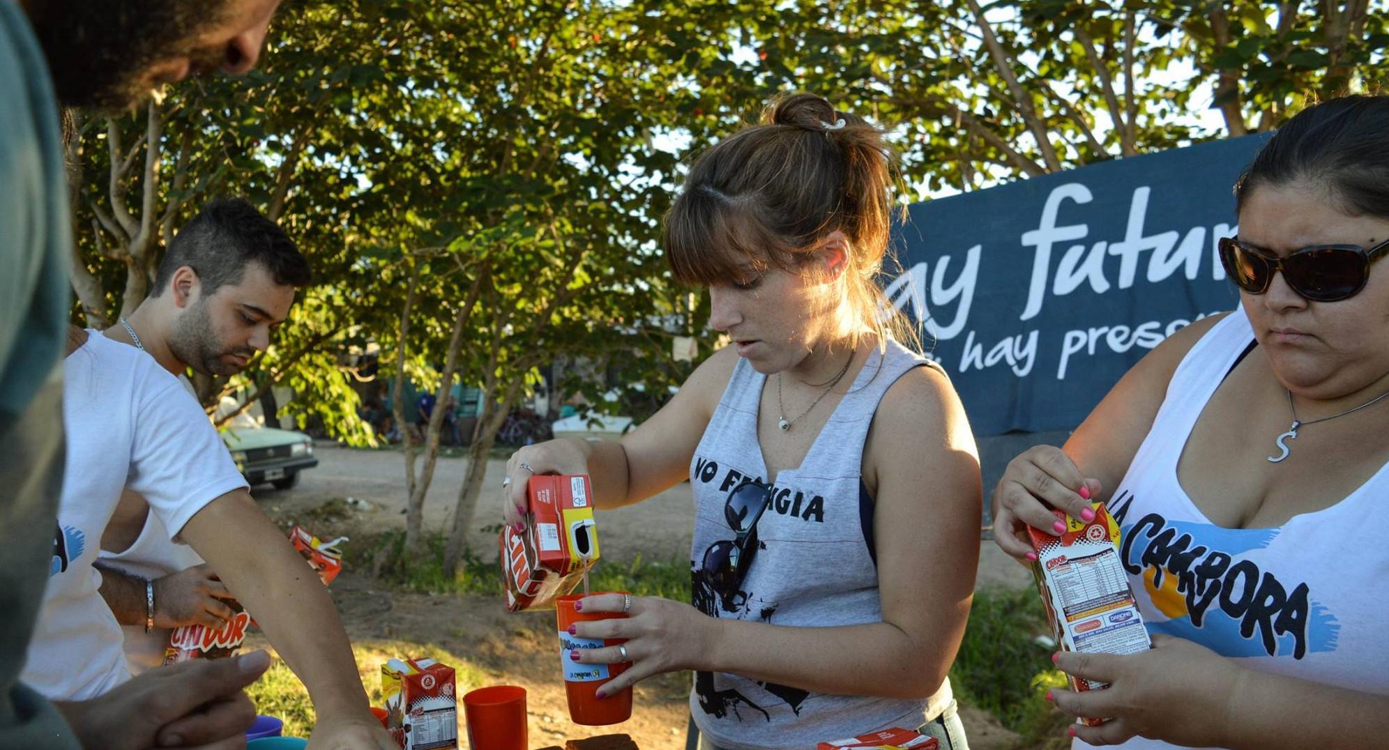 Jornada Solidaria Arroyo Seco