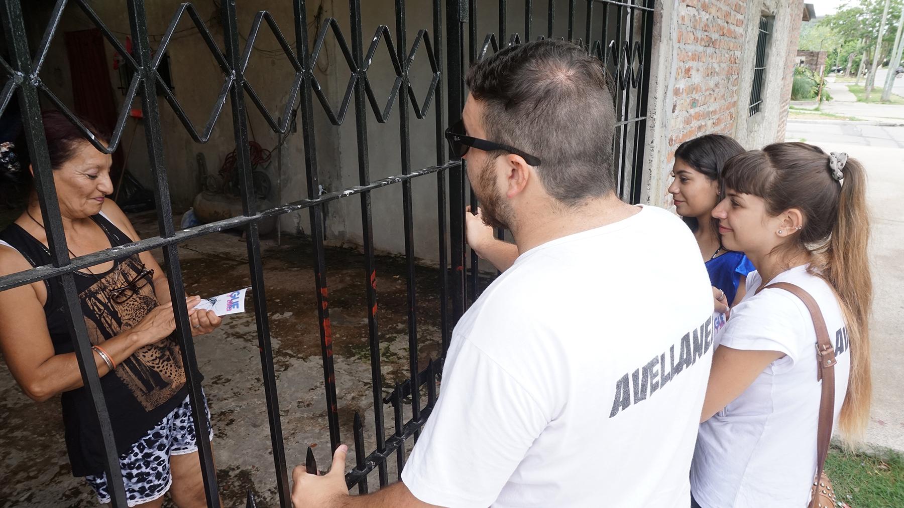 Jornada prevención Avellaneda