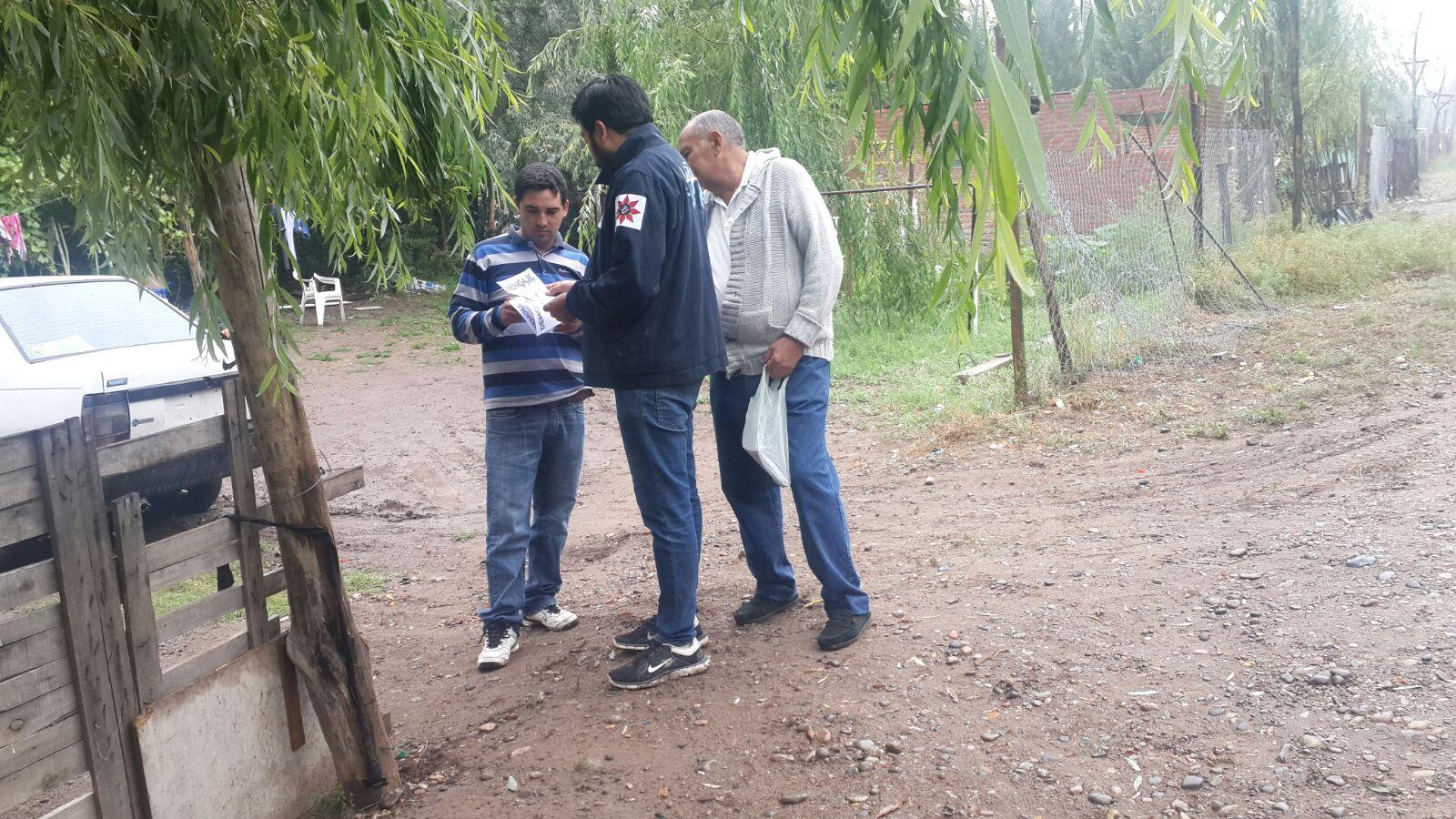 Jornada prevención Rio Negro