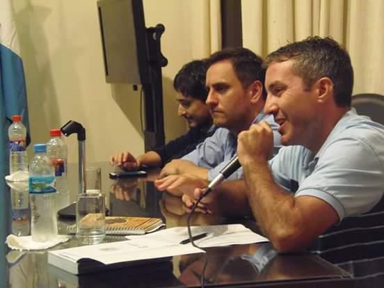 #40Años debate Entre Rios