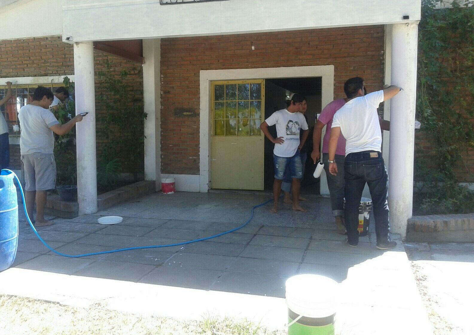 Jornada Solidaria en Corrientes