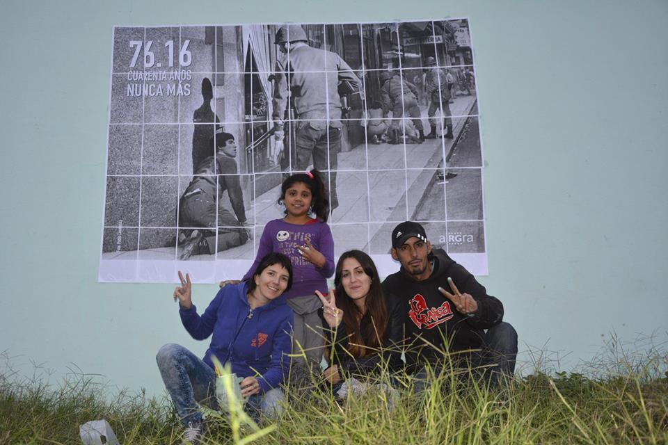 Córdoba Jornada militante