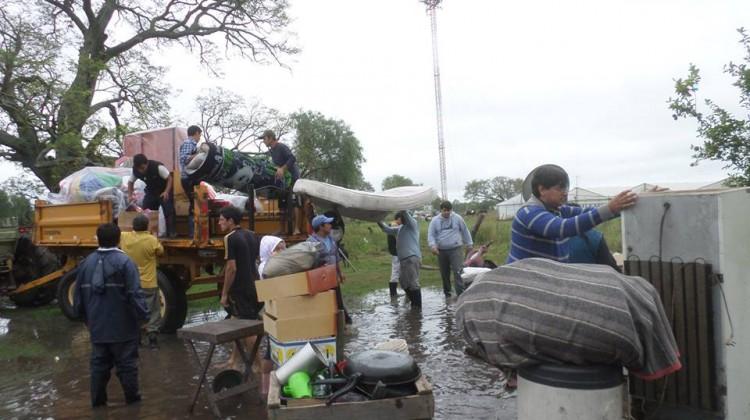 Litoral Inundaciones