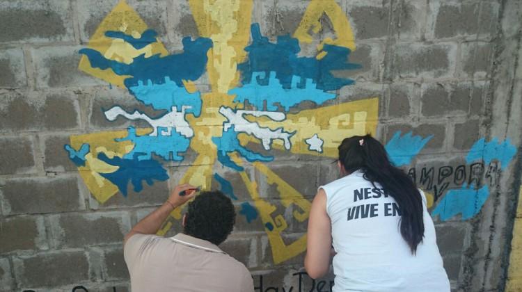 Mural Corrientes
