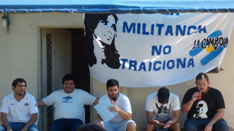 Encuentro militante en Formosa