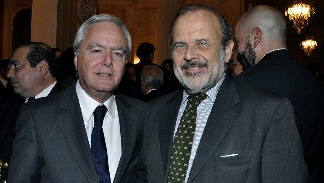 Federico Pinedo y Eduardo Amadeo