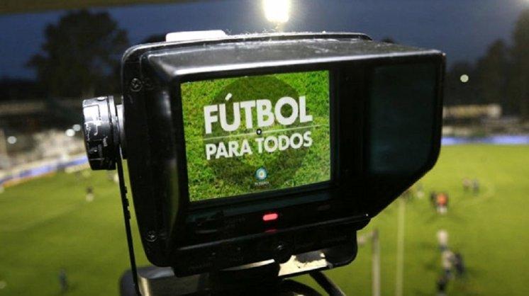 Resultado de imagen para futbol para todos