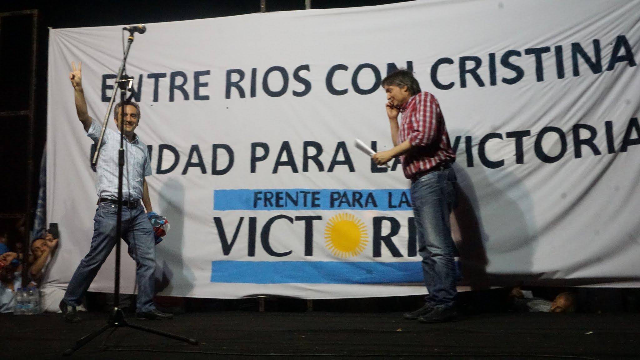 Máximo en Paraná:
