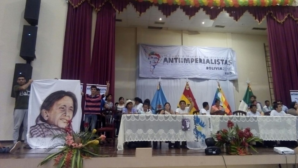 Nota Cumbre Anti Imperialista 7