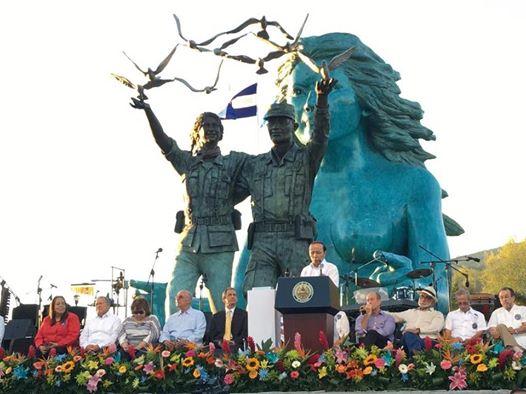 Centro america Celebra La paz 5