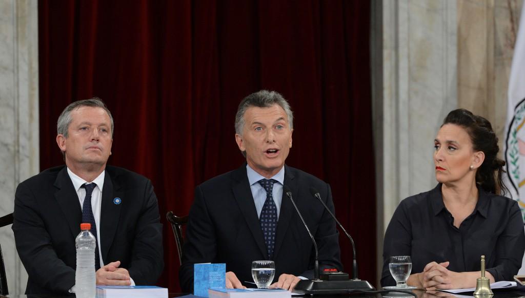 Macri - Asamblea