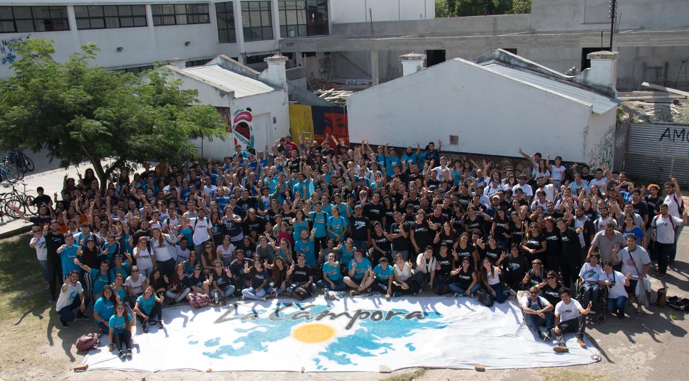 La Cámpora Universidad de la Provincia de Buenos Aires realizó un plenario