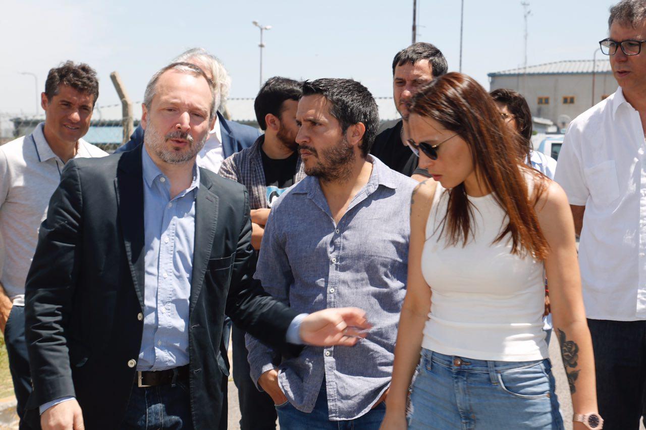Militantes Políticos en Ezeiza
