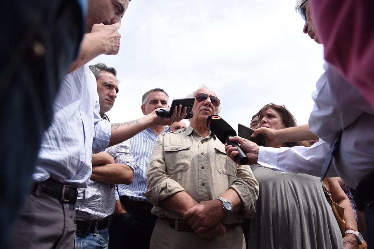 Militantes Políticos en Marcos Paz