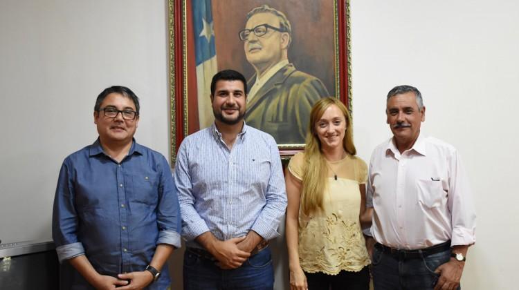 Encuentro con Juan Andrés Lagos