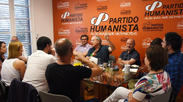 partido humanista Chile 2